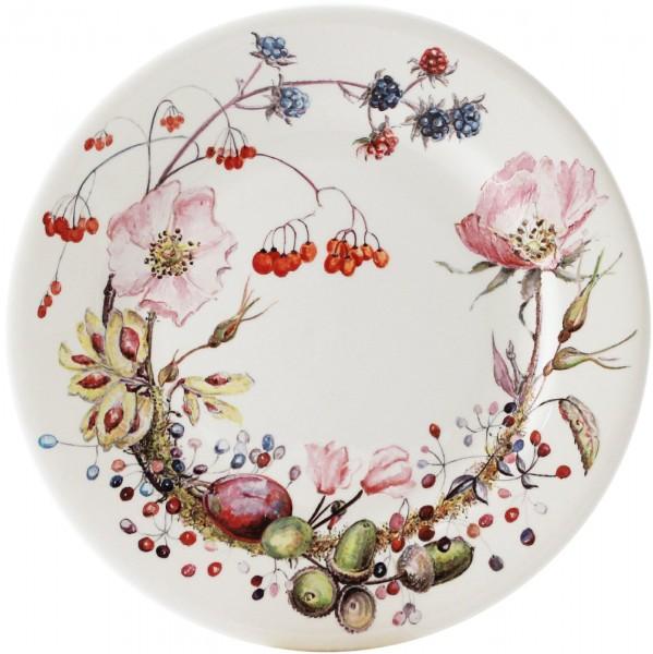 GIEN BOUQUET, DESSERTTELLER - Set, floral, Sonderverkauf