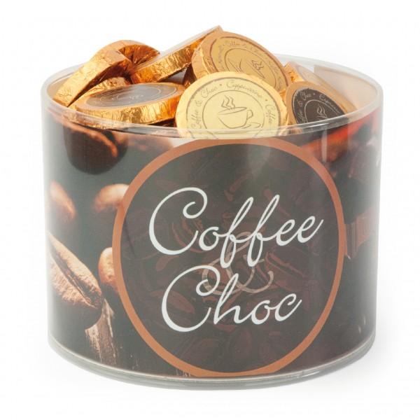 DREI MEISTER, COFFEE & CHOC TALER - MISCHUNG, Dose