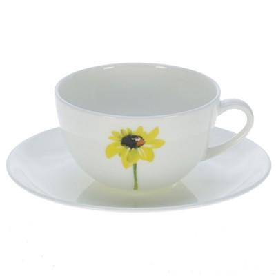 CLOU & CLASSIC YELLOW FLOWERS JUMBOTASSEN - SET