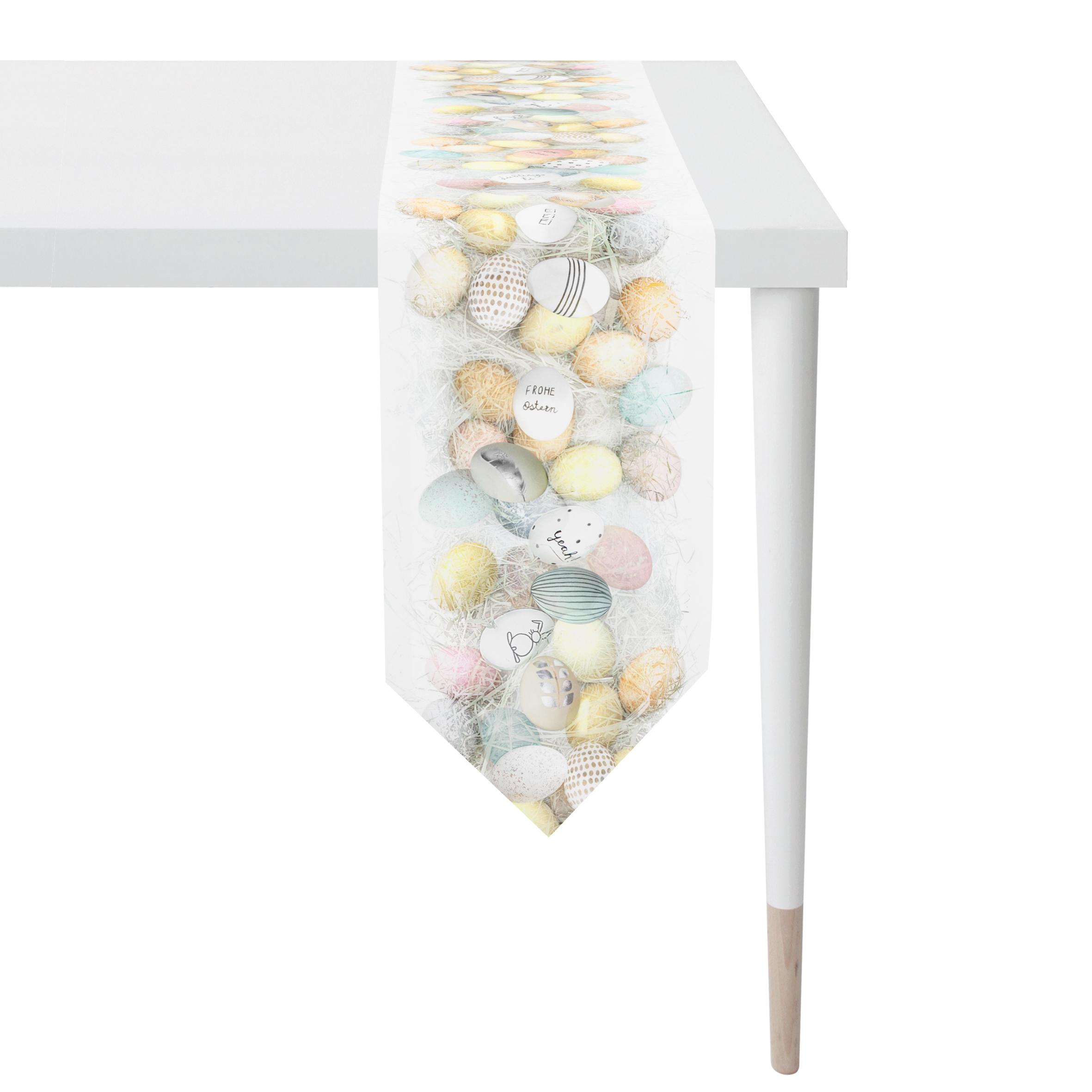 Apelt Happy Easter Tischband