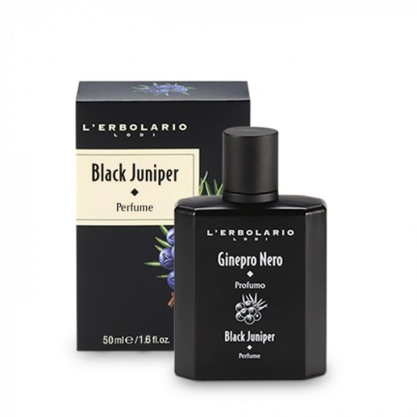 L'ERBOLARIO, GINEPRO NERO ( schwarzer Wacholder ), Eau de Parfum