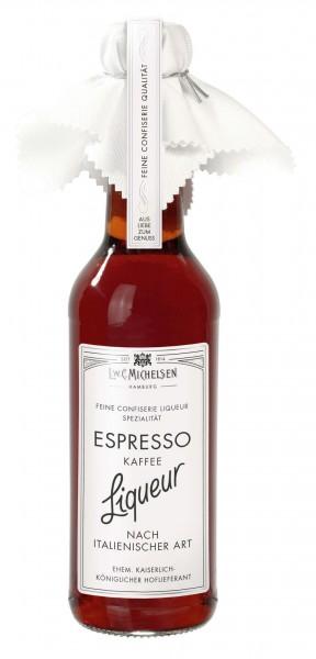 MICHELSEN, Espresso-Likör